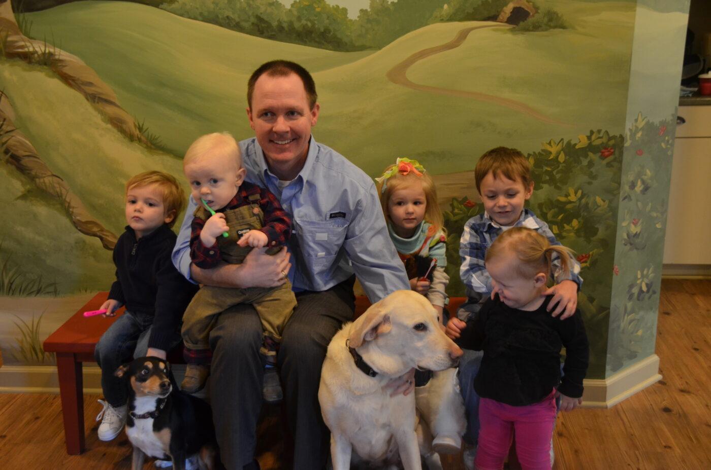 Spartanburg Pediatric Dentistry 29307